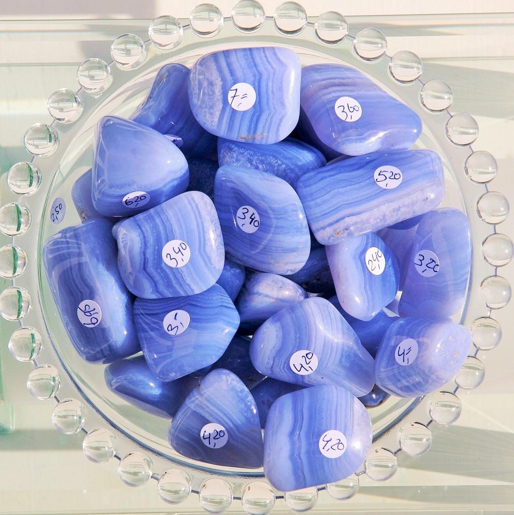 Blauwe Chalcedoon